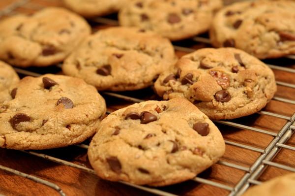 Deliciosas y abundantes cookies